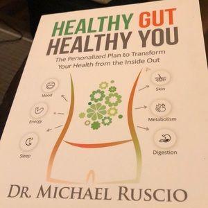 Book - Healthy Gut Healthy You - Dr Michael Ruscio